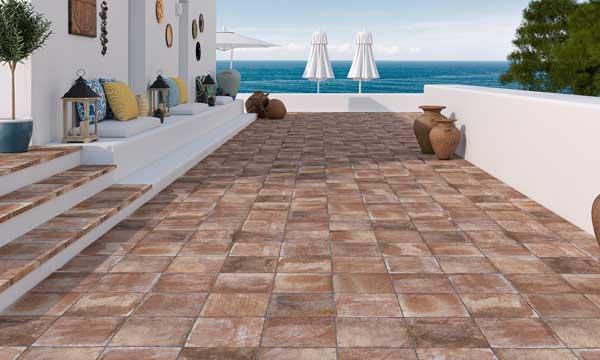 Nuevos suelos de exterior - Suelos de caucho para exteriores ...