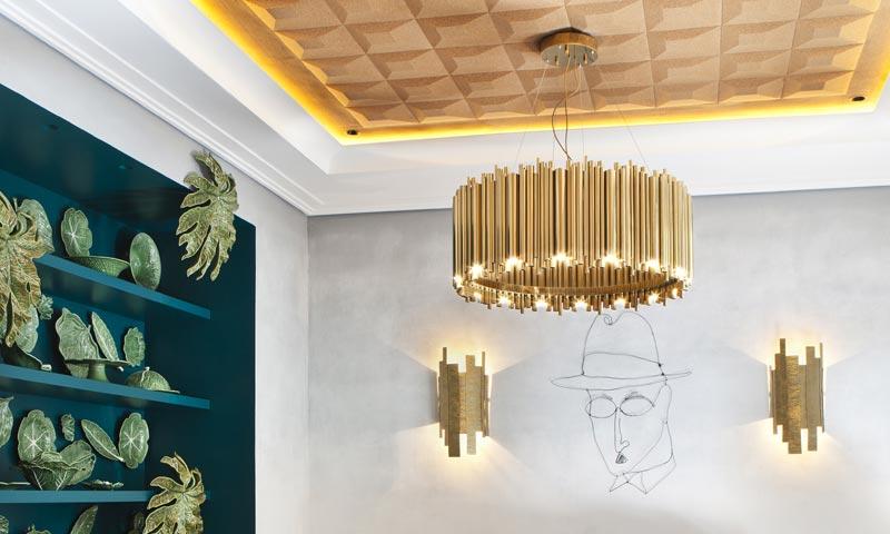 Hágase la luz: lámparas que conquistan los espacios