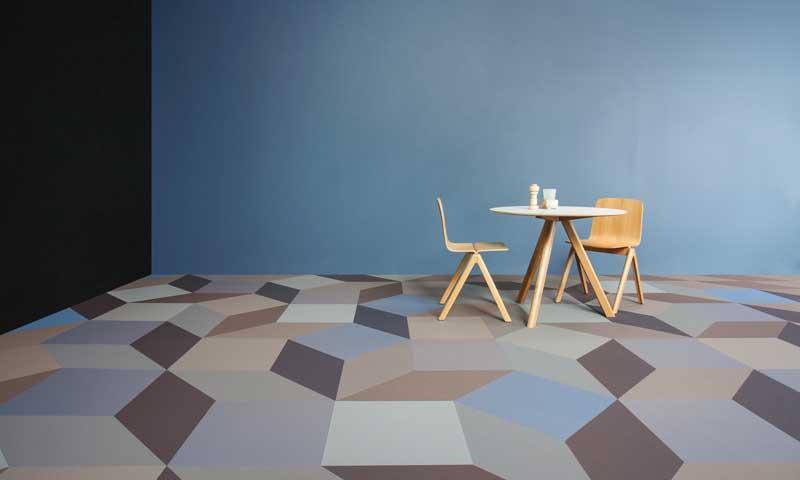 Cuestión de geometría: la 'deco' más inspiradora