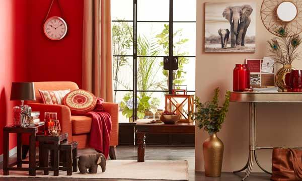 Decoraci n africana el lado salvaje de la decoraci n - Decoracion africana ...