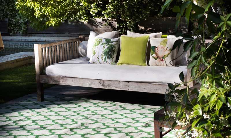 Las alfombras son para el verano y para el exterior - Alfombras para exterior ...