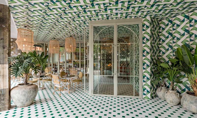 Cuatro restaurantes con cuatro estilos diferentes para disfrutar del verano en la ciudad