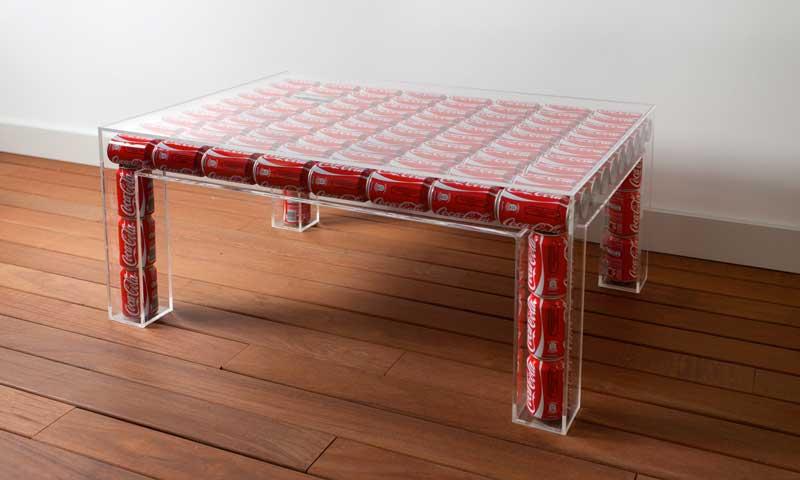 Piezas recicladas objetos sorprendentes que se convierten - Objetos de decoracion modernos ...