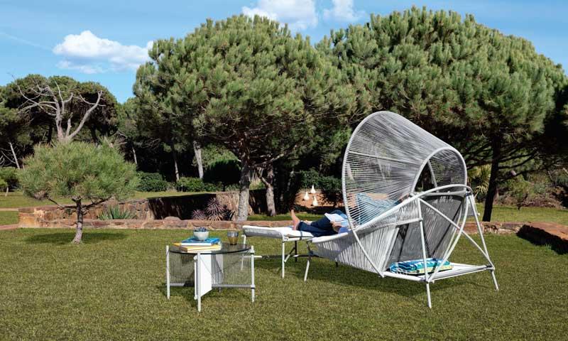 El mejor mobiliario para echar una siesta este verano