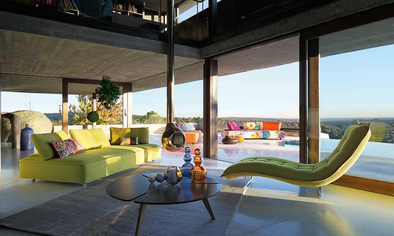 el mejor mobiliario para echar una siesta este verano foto. Black Bedroom Furniture Sets. Home Design Ideas
