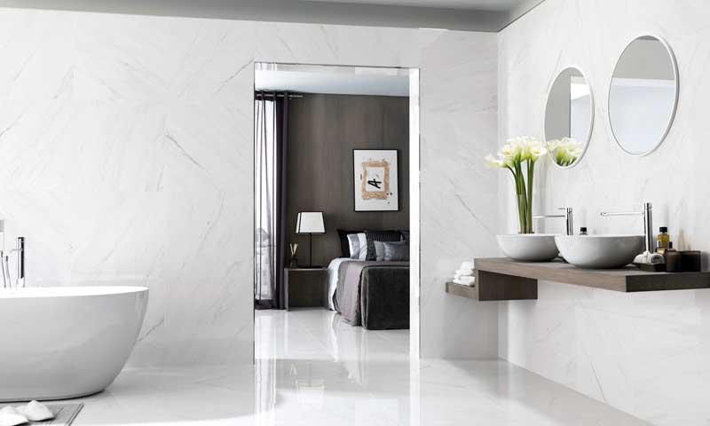 Así es el cuarto de baño perfecto