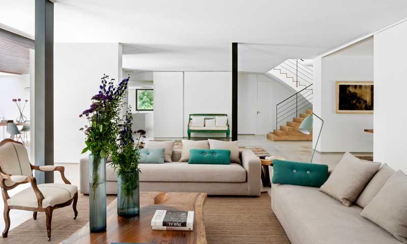 Una casa bella y sostenible for Decoracion viviendas