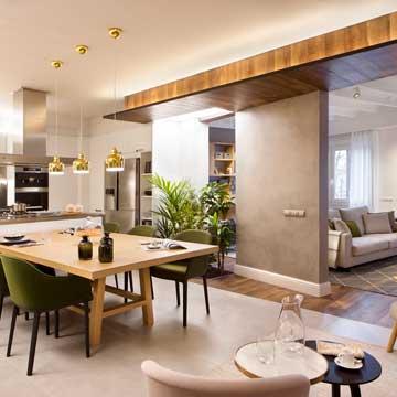 Una vivienda abierta al espacio y a los visitantes foto 8 for Interiores de casas 2016