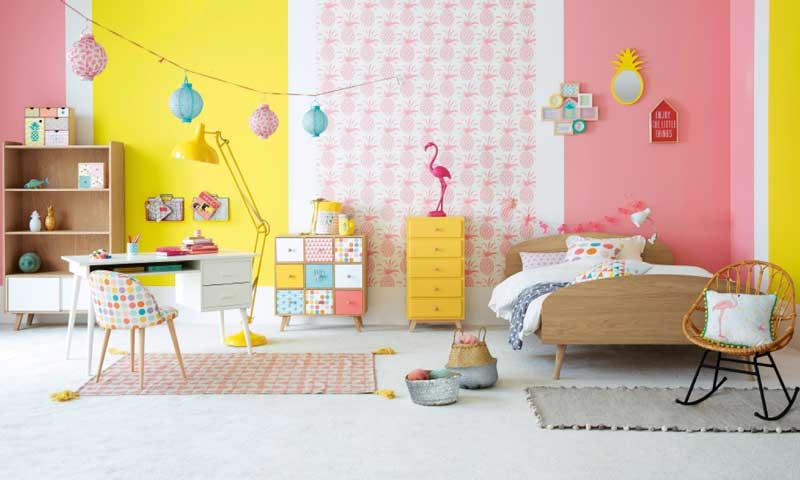 Poner al d a la habitaci n infantil - Mobilier maison du monde ...