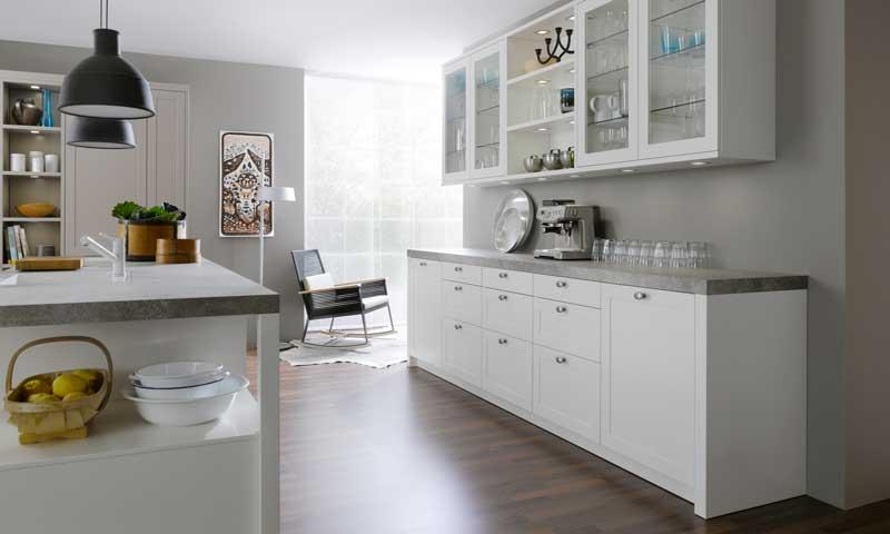 Cuando la encimera define y da vida a la cocina foto 9 - Encimeras laminadas de cocina ...