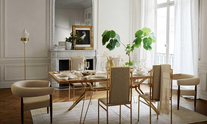 Lo ltimo en sillas de comedor foto for Sillas clasicas para comedor