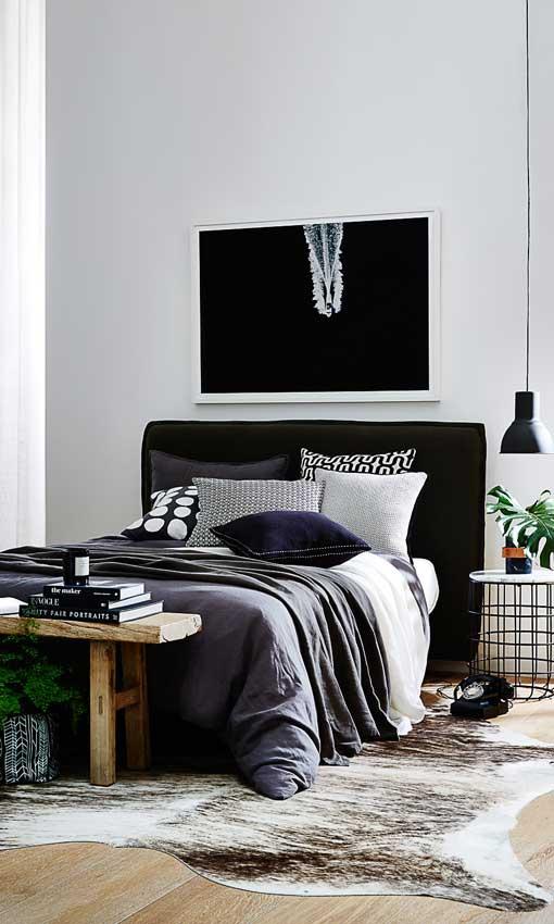 Especial dormitorios es hora de cambiar las s banas foto 5 - Ropa de cama textura ...