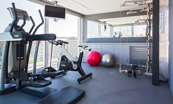 Claves para montar el gimnasio en casa - Decoracion gimnasio ...