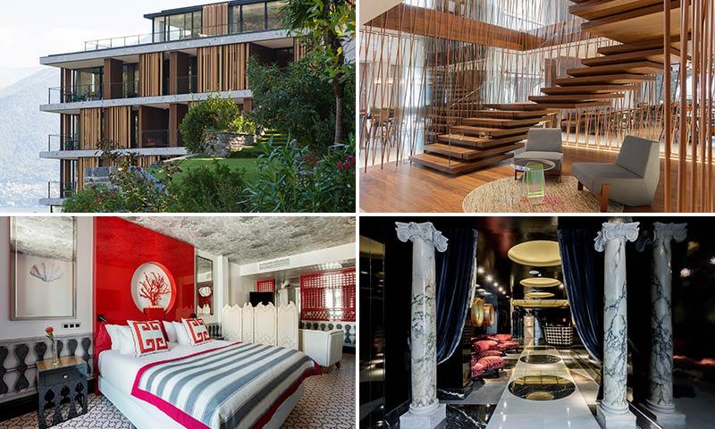 Dos hoteles de dise o con un interiorismo nico foto 1 for Hoteles de diseno en portugal
