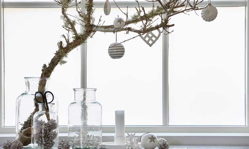 Adornos y objetos para vestir tu casa de Navidad