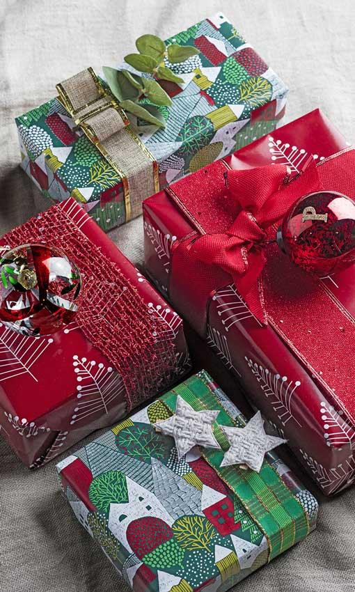 Envolvemos tus regalos el corte ingles