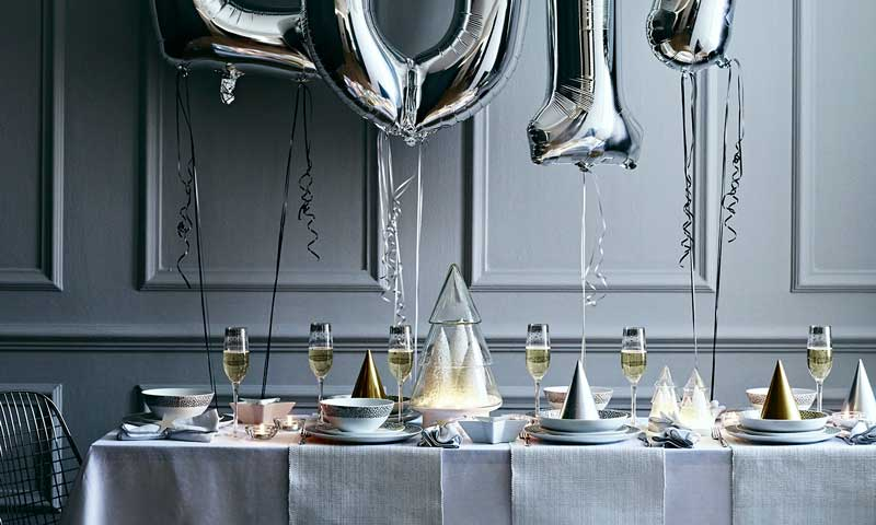 Manual del perfecto anfitrión: así se monta una mesa de fiesta