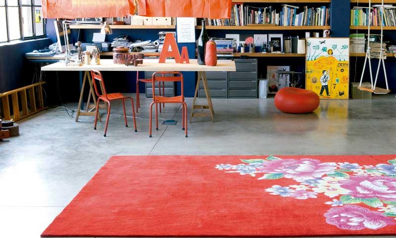 Todo al rojo: la pincelada más audaz para tu casa