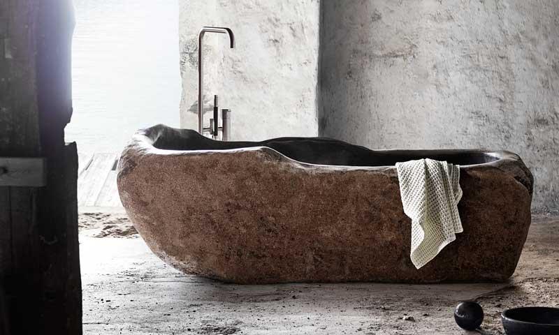 Baños con encanto natural: tu refugio dentro de casa