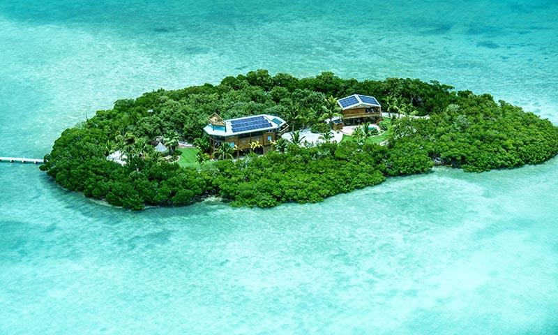 Cuánto cuesta el sueño de comprarse una isla privada? - Foto