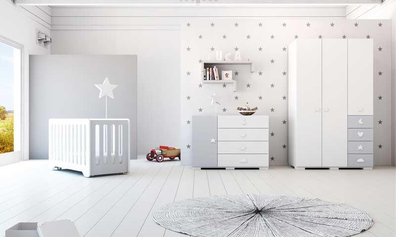 La familia crece: Montamos la habitación del bebé