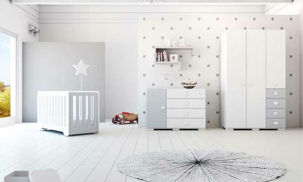 Montar la habitación del bebé