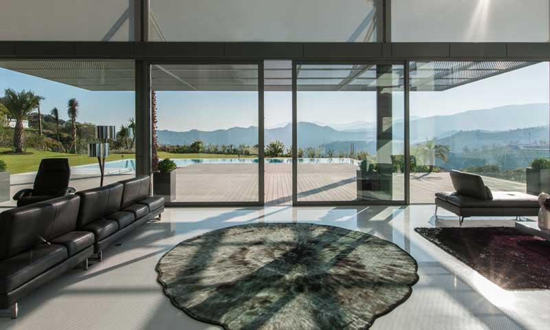 Una vivienda que encuentra en su minimalismo su mayor virtud