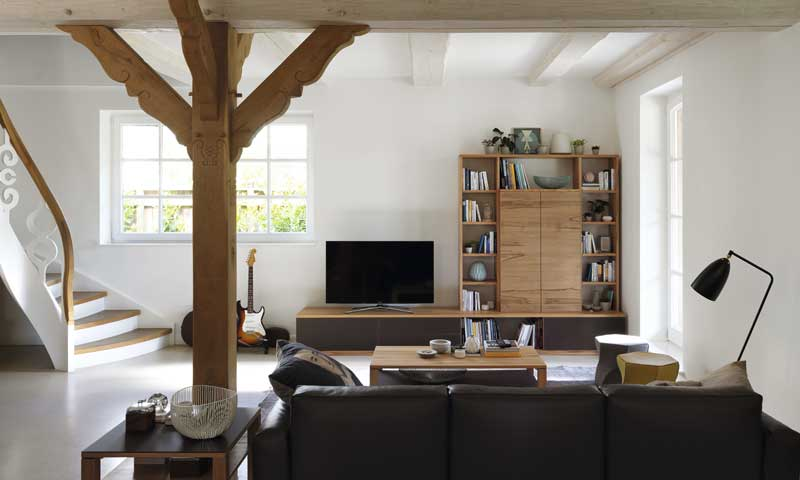 Versi n original tocar madera foto 8 for Casa decoracion willow