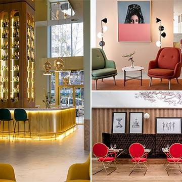 Hoteles de dise o con nombre propio foto - Disenador de interiores madrid ...