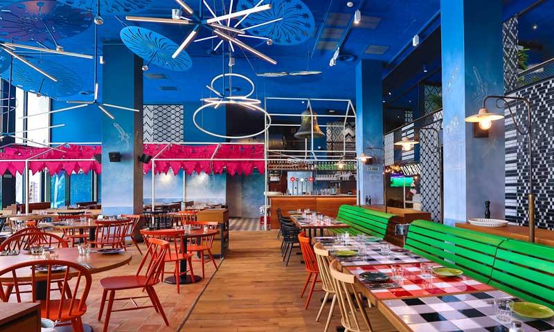 Restaurantes De Dise O