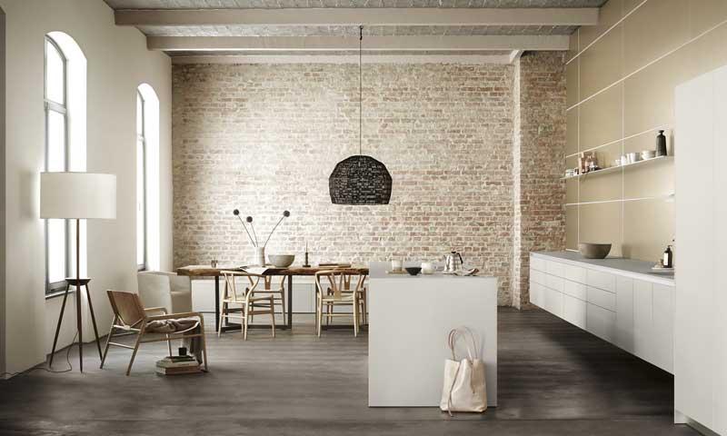 Montar una zona de office en la cocina