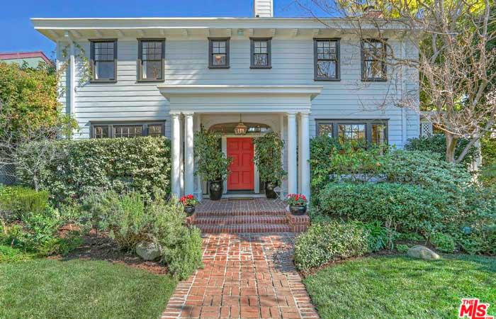 Katherine Heigl vende su mansión de Los Ángeles