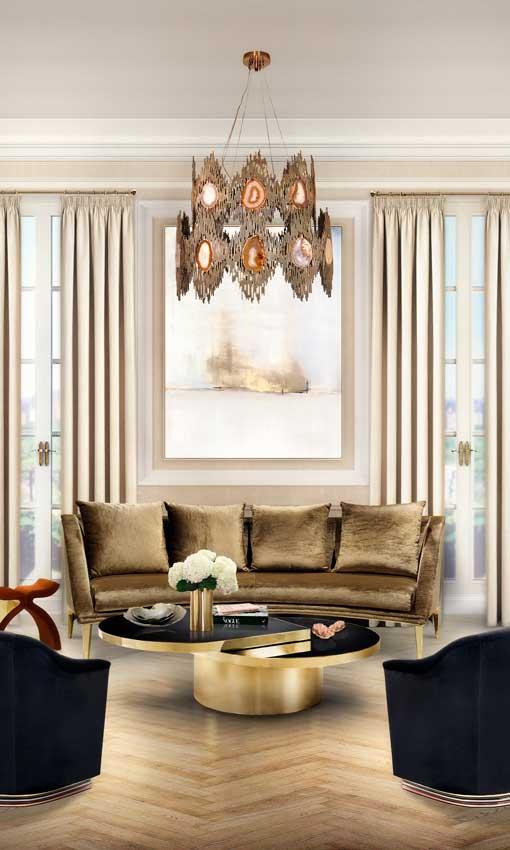 Una decoraci n se orial llena de lujo - Decoracion de lujo ...