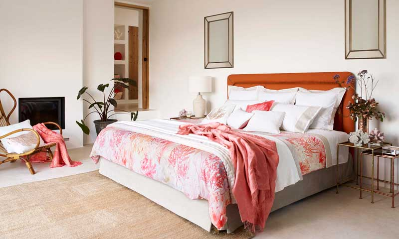 Crear el dormitorio perfecto for Decoracion de la pared para el dormitorio