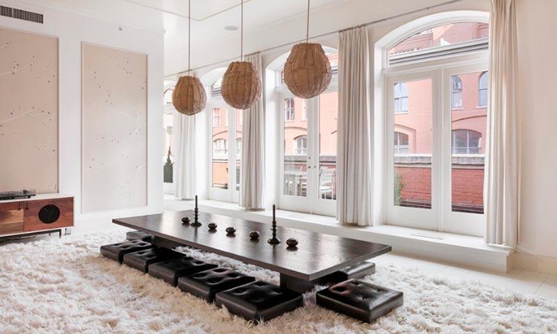 Gwyneth Paltrow y Chris Martin venden por fin su ático de Nueva York: repasamos la decoración de sus estancias