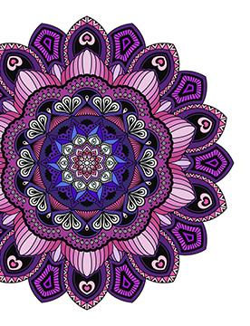 Qué Significado Tienen Los Colores Del Mandala Foto
