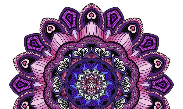 ¿Qué significado tienen los colores del mandala?