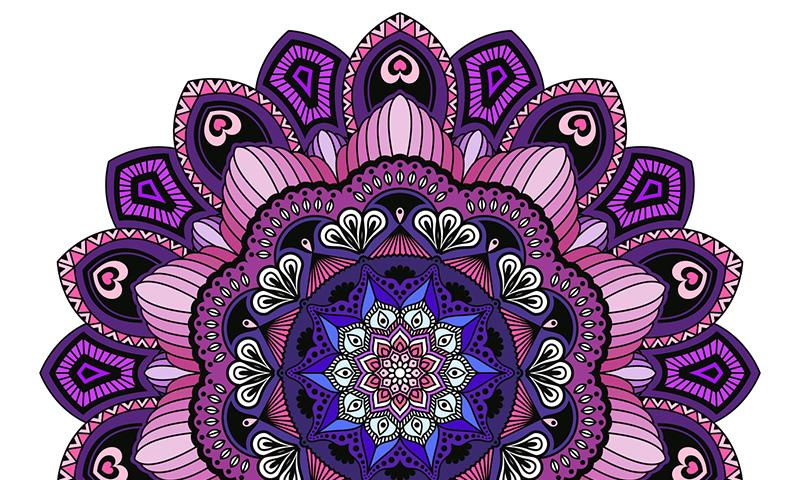 Qué significado tienen los colores del mandala?