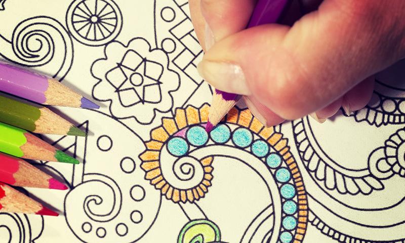 Descubre los beneficios que tiene colorear mandalas para tus hijos
