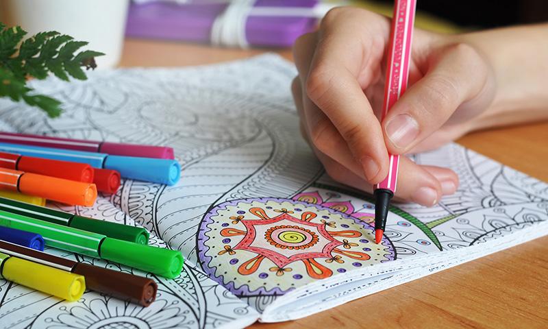 Metodos Diferentes De Pintar Mandalas - Pinturas-de-mandalas