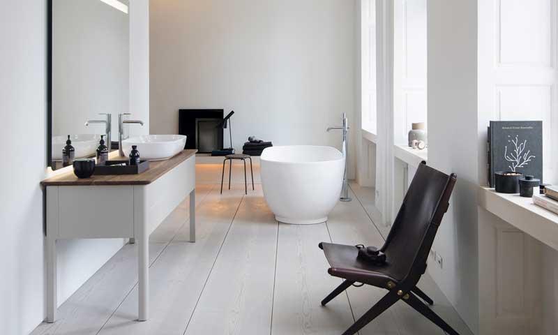 Baños prácticos que son una inspiración