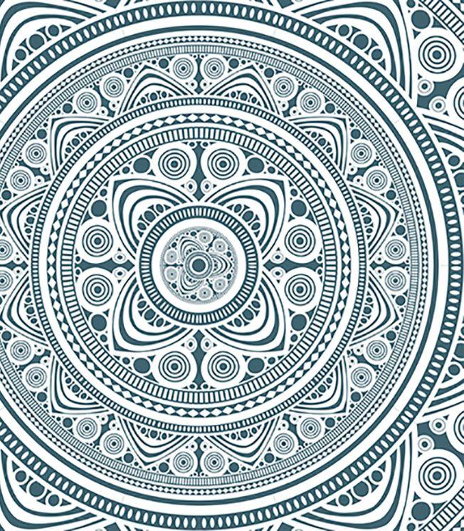 Descubre nuevos trucos para pintar y colorear mandalas