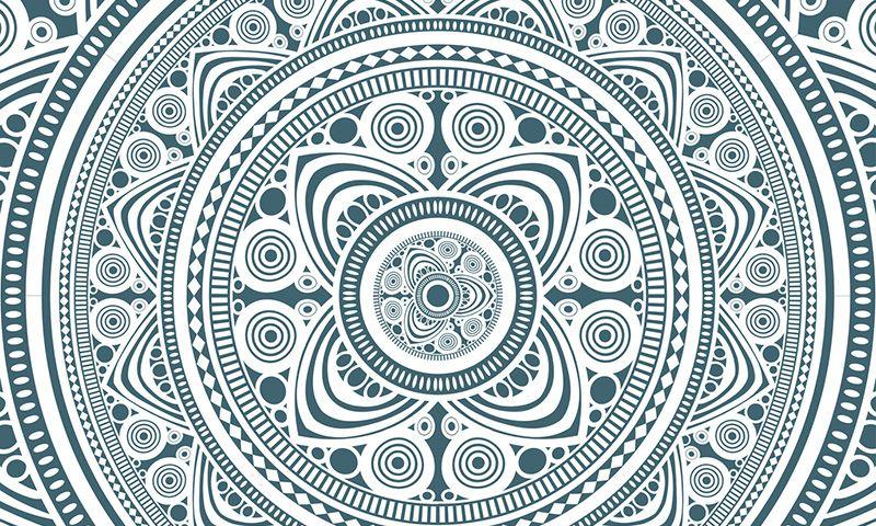Dibujo De Mandala 11 Para Pintar Y Colorear En Línea: Descubre Nuevos Trucos Para Pintar Y Colorear Mandalas