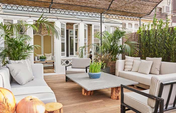 Ideas para decorar el exterior for Decoracion para jardines exteriores