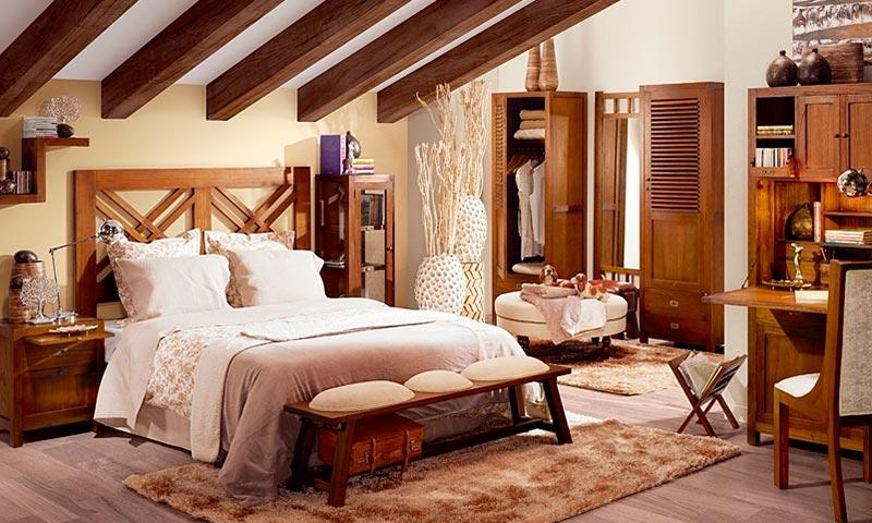 Vuelve el estilo colonial la decoraci n vintage m s de moda este a o - Salon estilo colonial ...