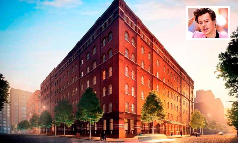 Así es el nuevo apartamento de Harry Styles en Nueva York