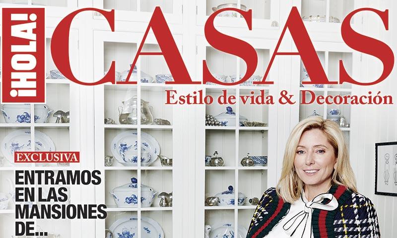 A la venta un nuevo número del Especial ¡HOLA! CASAS