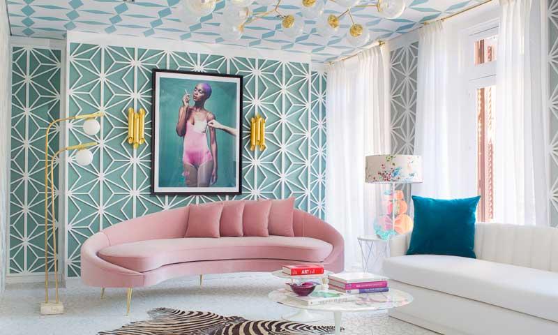 Decoraci n de interiores y exteriores decora tu casa hola - Ultimas tendencias en decoracion de interiores ...