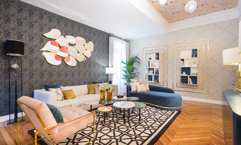 Descubre las ltimas tendencias de decoraci n en casa - Ultimas tendencias en decoracion de paredes ...