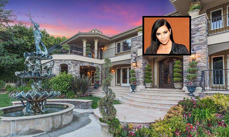 La mansión del 'reality show' del clan Kardashian, ¡ahora a la venta!